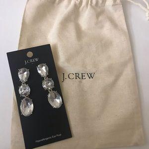 Jcrew Drop Earrings NWT- Never Worn